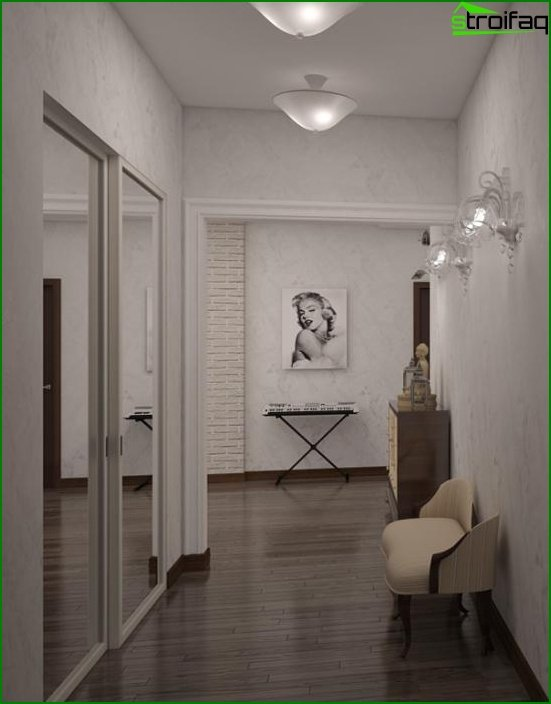 Entrance hall: design-2017 07