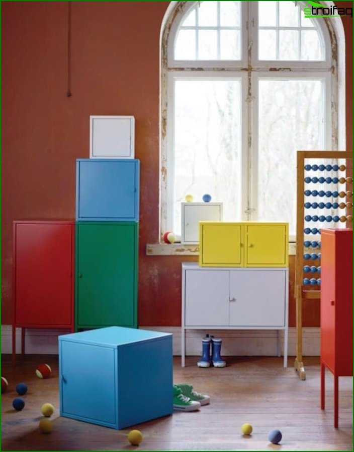 Modular furniture from IKEA 1