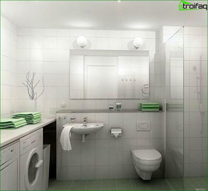 Photo Bathroom Design