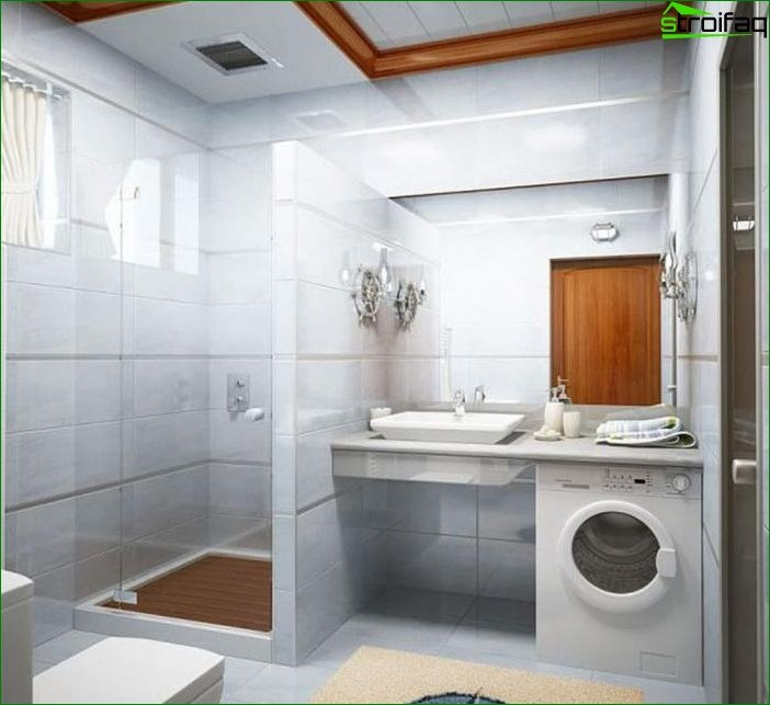 Photo Repair of bathroom