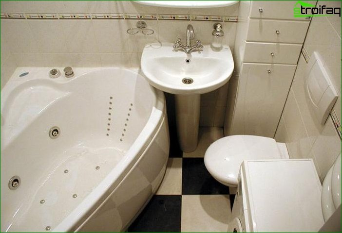 Example repair bathroom 2