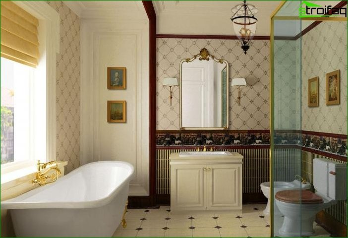 Bathroom - Picture 5