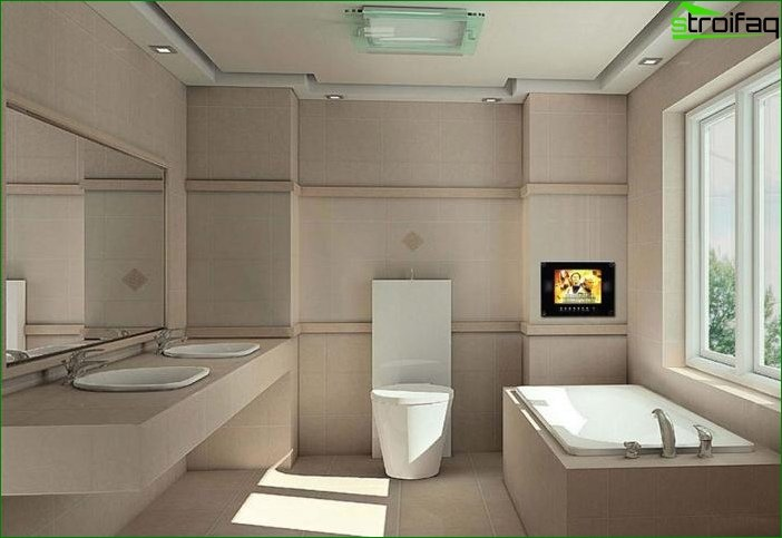 Design bathrooms - photo 4
