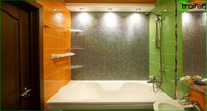 Example 1 Bathroom Design