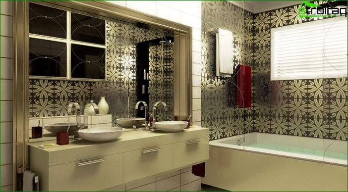 Example 4 bathroom design