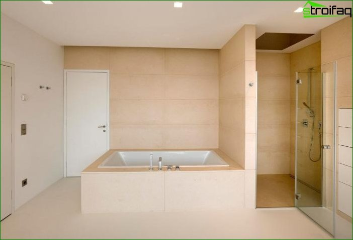 Design bathrooms - photo 1