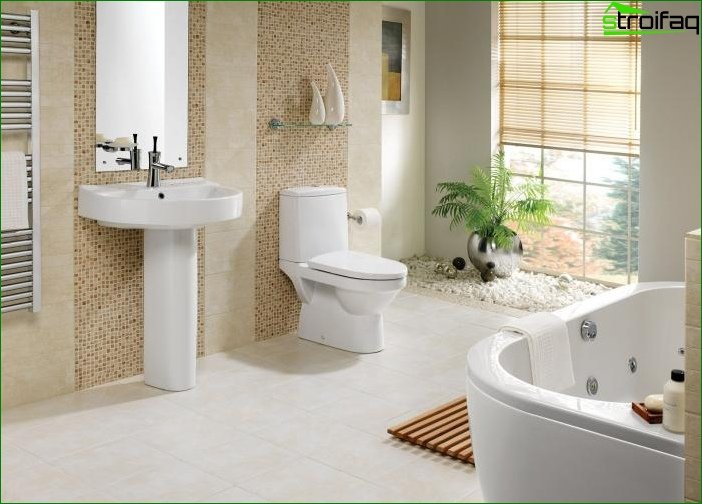 Bathroom interior 1