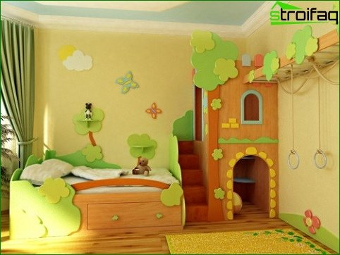 Handmade children's room 2