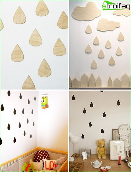 Handmade children's room 5