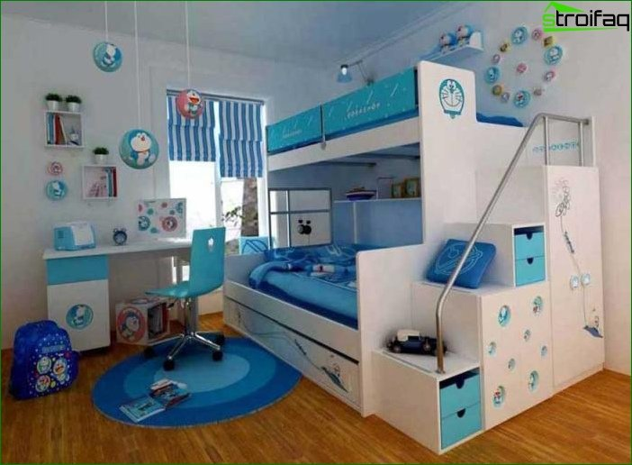 Bedroom 9 m2