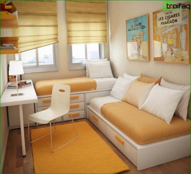 Bedroom 11 m2