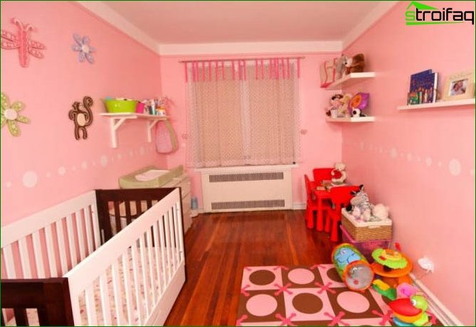 Room for a girl 2-3 years 9
