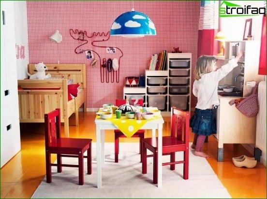 Кімната для дівчинки 6-7 років 3