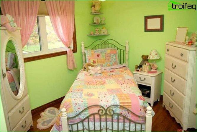 Кімната для дівчинки 10-12 років 5