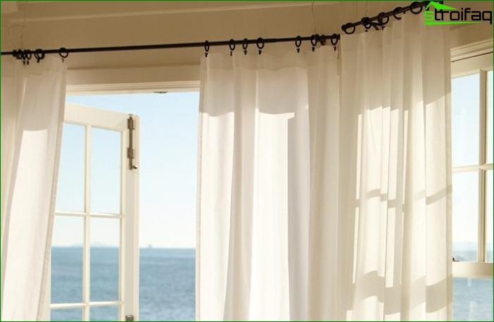 Types of curtains for bedrooms