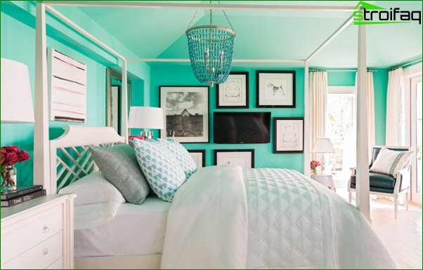 Bedroom 2017 (bright accents) - 4