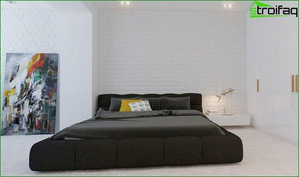 Bedroom 2017 (minimalism) - 1