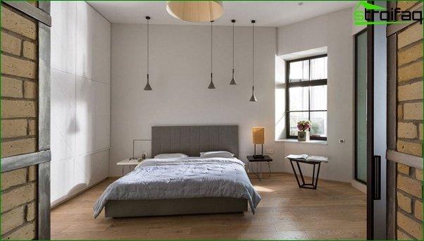 Bedroom 2017 (minimalism) - 4
