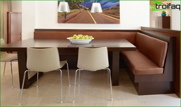 Kitchen corner (sofas) - 1