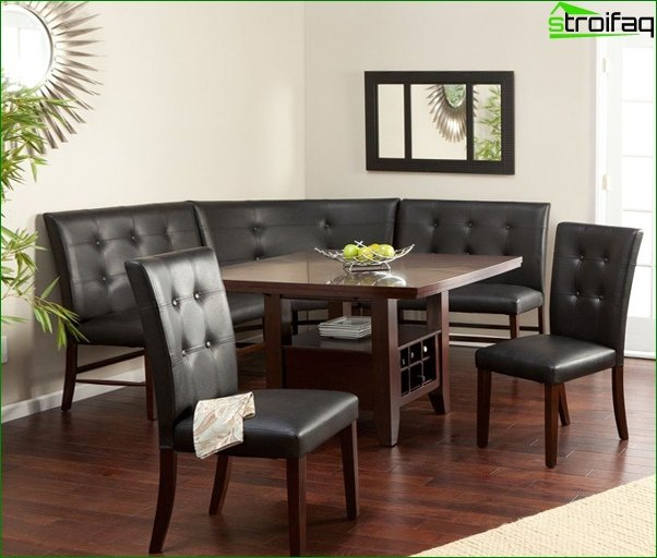 Kitchen corner (sofas) - 4