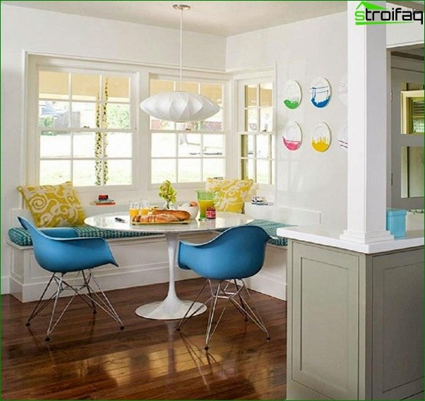 Kitchen corner (chairs / stools) - 4