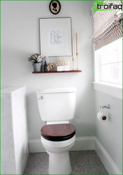Toilet design 2 sq. M. M - 3