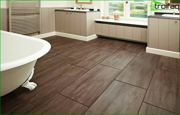 Porcelain tiles - 3