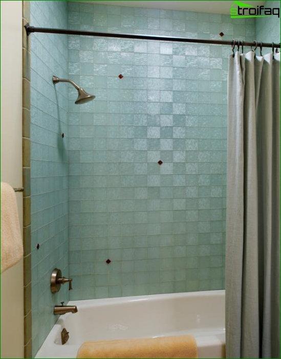 Glass tiles - 4