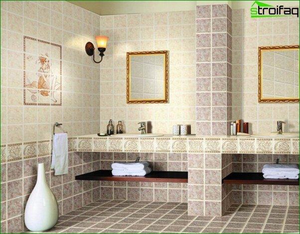 Standard size tile - 2