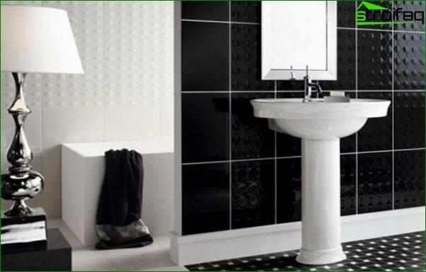 Large tiles - 1