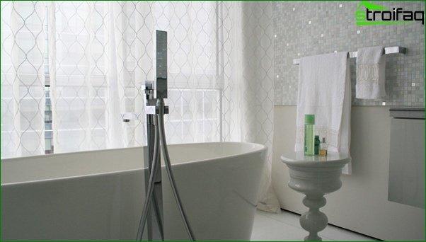 White tiles - 1