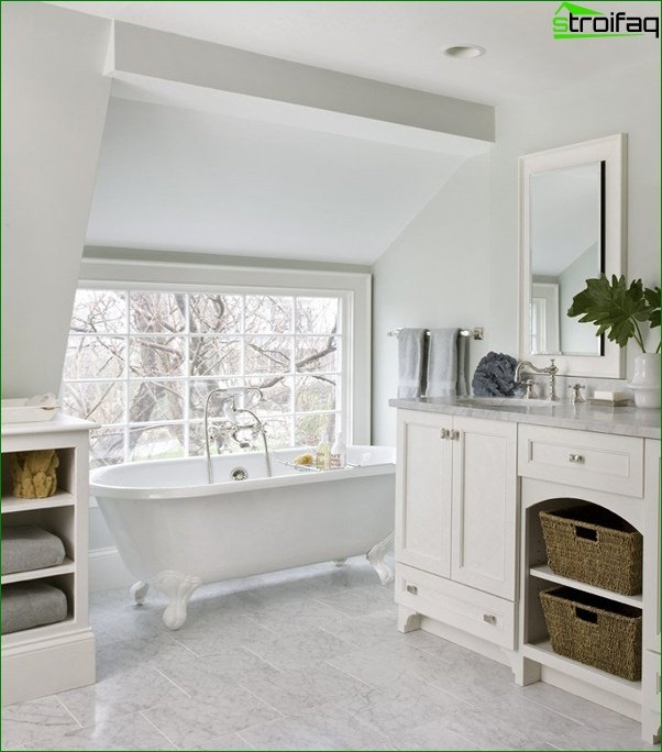 White tile - 3
