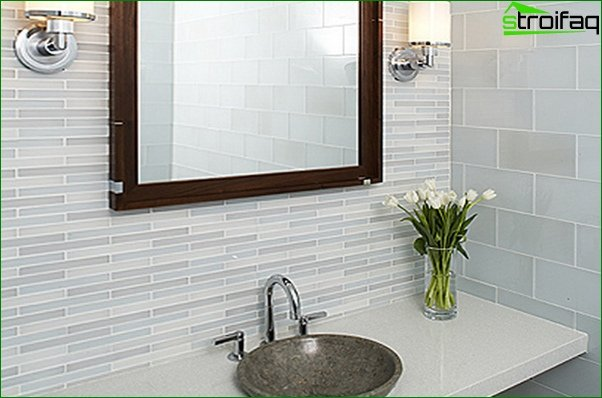 White tiles - 5