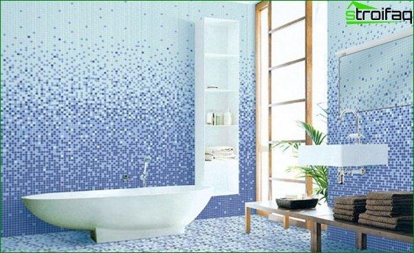 Blue tiles - 3