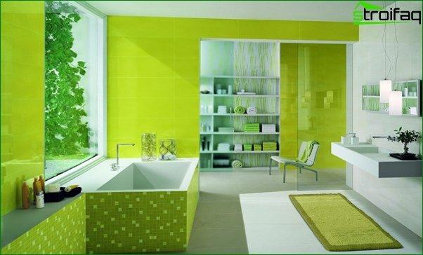 Green Tiles - 2