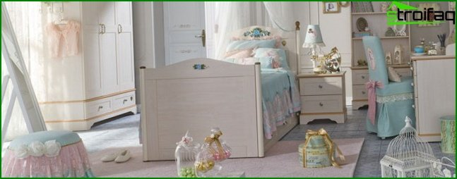 Features of teen room design 2