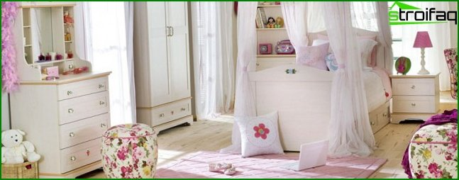 Features of teen room design 3
