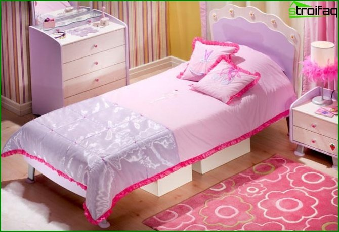 Features of teen room design 4