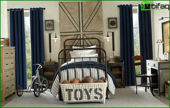 Teenager's room for young men 6