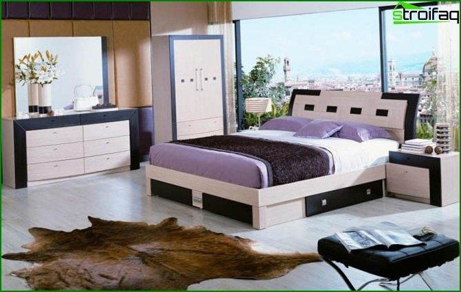 Design of children's bedroom