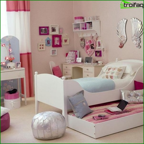 Decoration of a teen room 2