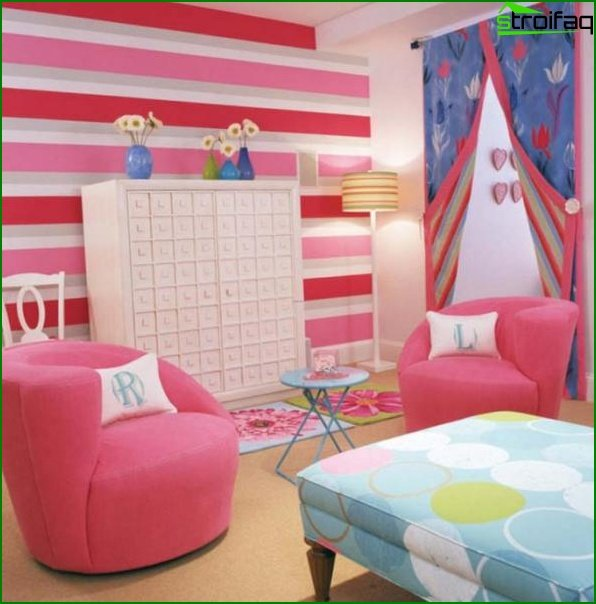 Decorating a teen room 6