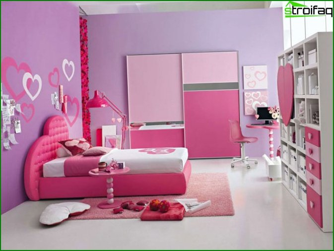 Decorating a teen room 7