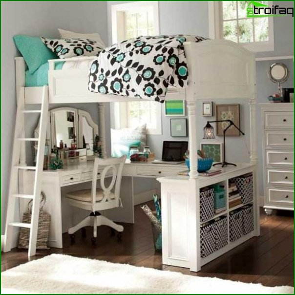 Sleeping area 2