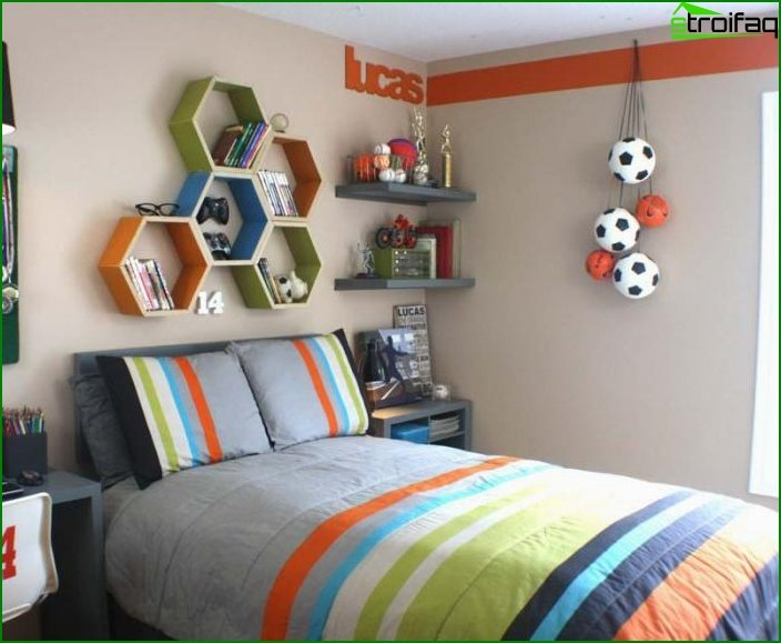 Room in a modern style - photo 3