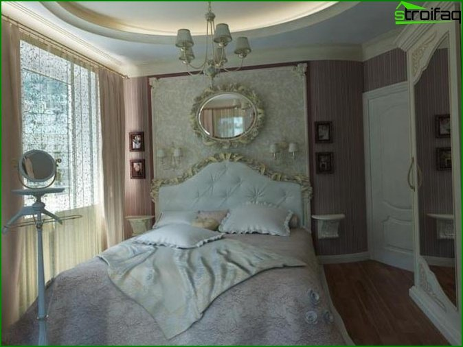Photo bedroom design