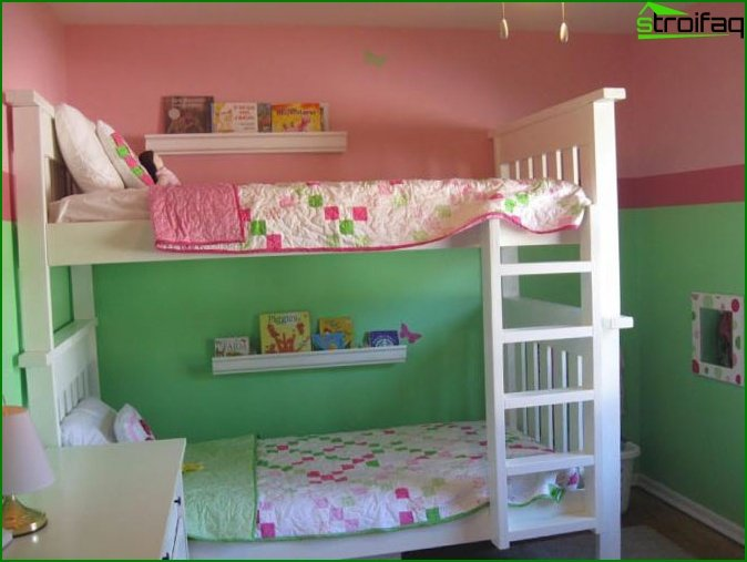 Children's bedroom - photo 1