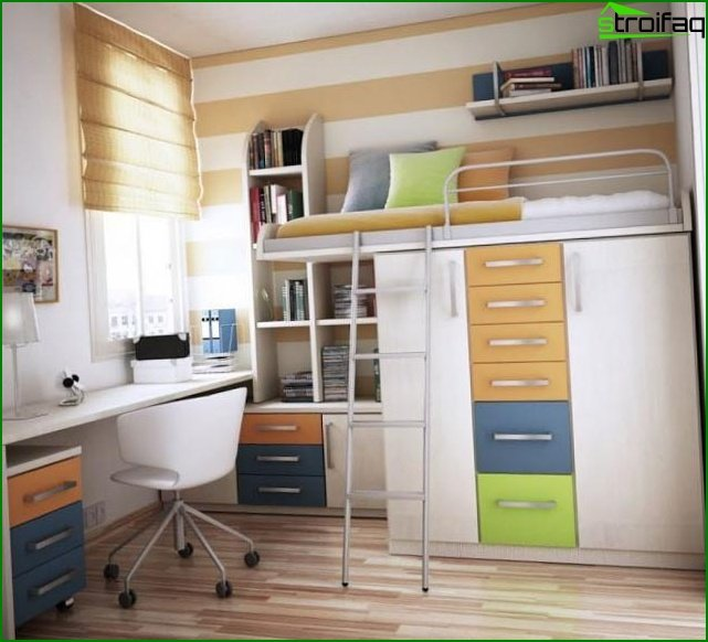 Modern style room - 4