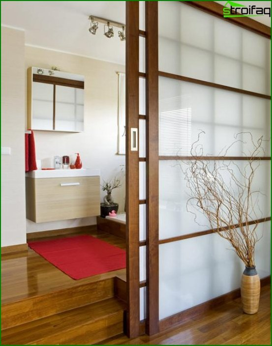 Sliding doors (photo) - 5