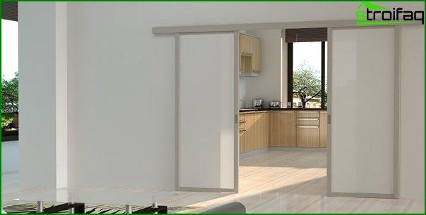 Sliding doors (MDF) - 2